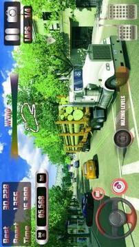 Cargo Truck Driver Game 2019Heavy Transport 3D截图
