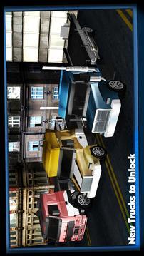 运货卡车3D截图