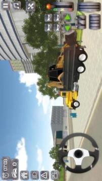 European Truck Simulator 2019截图