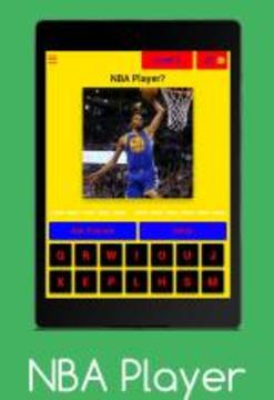 NBA Player截圖
