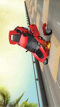 Beam Drive Bump Speed Car Crashes 2019截图