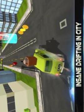 先生 波安 汽车 城市 冒险 - 游戏 为 开玩笑截图