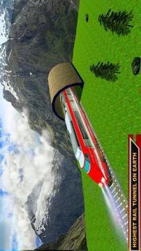 Euro Train Simulator Indonesia 2019截图