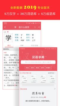 汉语字典专业版截图