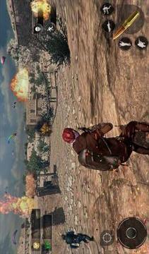 Firing Squad  Fire  Survival Battleground截图
