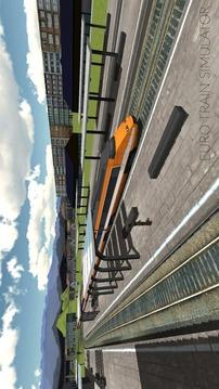 火车模拟截图