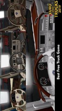 Euro Truck Speed Simulator 2019 Truck Missions截图