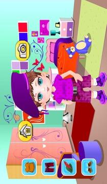 裁缝衣服的女孩游戏截图