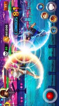 Tekken Fighter  King of Kung Fu Superhero截图