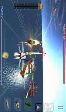 F18 战斗机空袭截图
