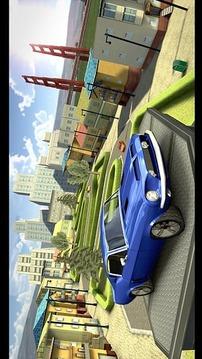 Car Driving Simulator: SF截图
