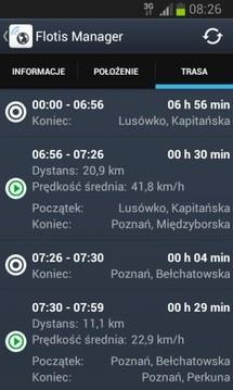 Yanosik - FlotisManager截图