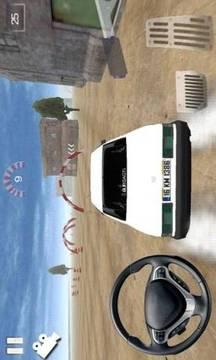汽车驾驶3D截图