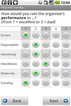 mQuest Survey market research截图