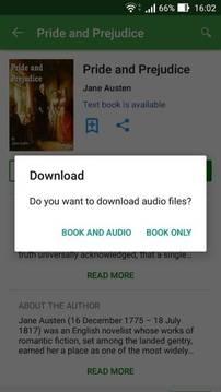 Audio Books Librivox截图