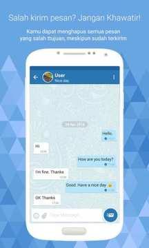 liteBIG Messenger截图
