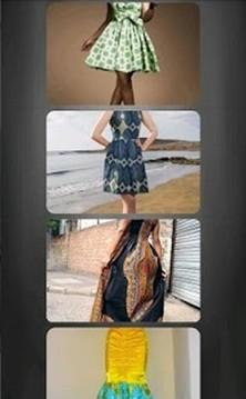 服装设计截图