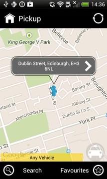 爱丁堡出租车截图