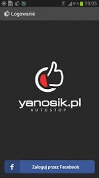 Yanosik Autostop截图