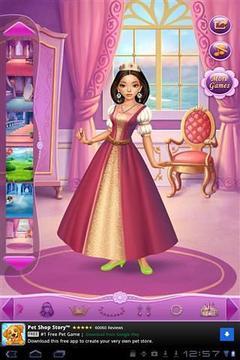 装扮公主小叮当截图
