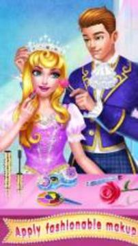 Sleeping Beauty Makeover - Date Dress Up截图