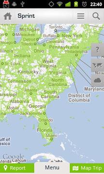 全球移动通信浏览器截图