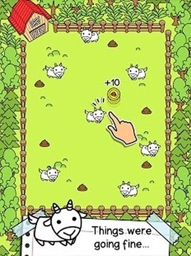 山羊进化:点击游戏截图