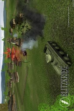 坦克闪电战截图