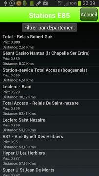 Stations E85 v2截图