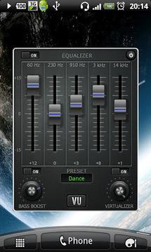音效均衡器 Music Volume EQ截图