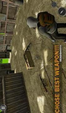 Cross Fire Battleground: Last Player截图