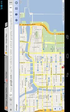 Chrome浏览器测试版截图