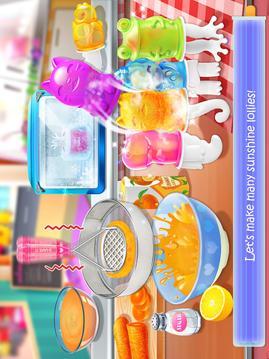 冰棍小卖部 – 夏季冰凉甜点大厨!截图