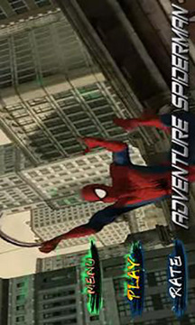 Adventure Spiderman Run截图
