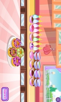 Donuts Cooking Game截图