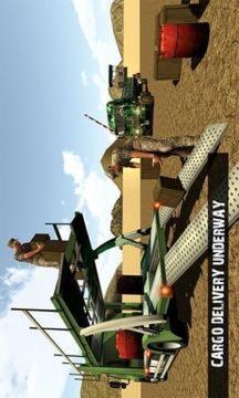 越野美国陆军运输辛截图