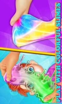 Slime Maker DIY Factory: Fluffy Squishy Toy Making截图