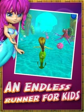 美人鱼冒险的孩子截图