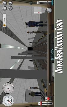 伦敦地铁:火车模拟器截图