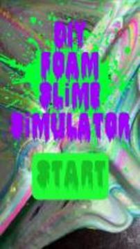 DIY Foam Slime Simulator截图