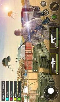 Swat Shooting Battleground Force 3D截图