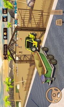 露营车厢车模拟器:巡洋舰汽车拖车3D截图