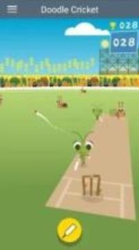 Doodle Cricket - 2k18截图