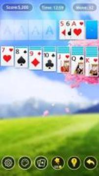 Classic Solitaire World截图