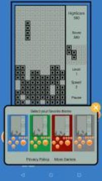 Brick Game  Classic Blocks Puzzle截图