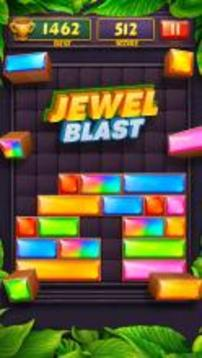 Dropdom - Jewel Blast截图