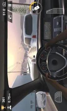 Racing Traffic Car Speed截图