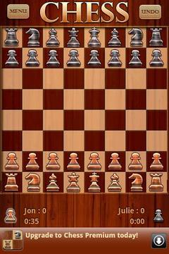 免费国际象棋截图