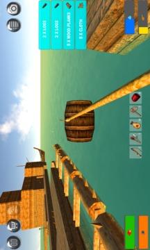 木筏求生记截图