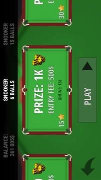 Snooker Online截图